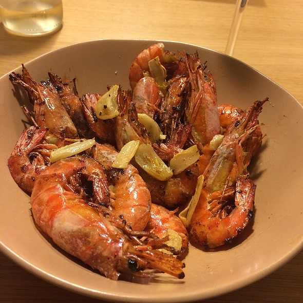 Fried Shrimps with Garlic @ Home
