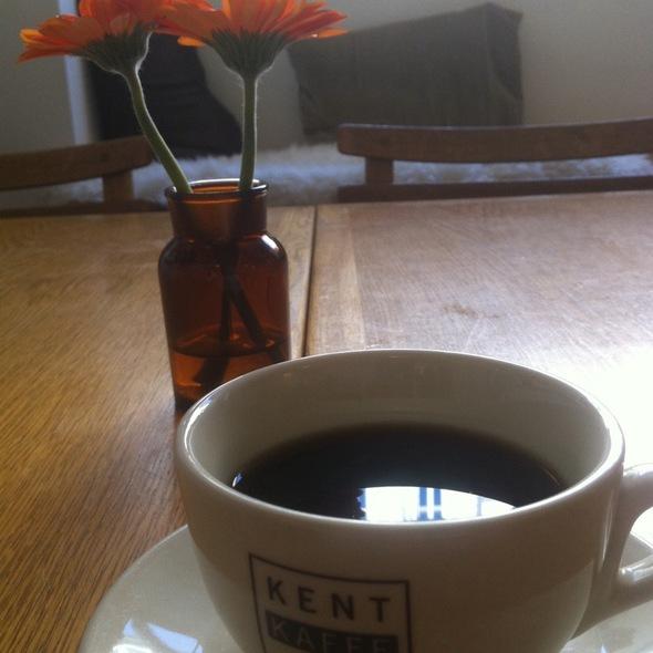 Colombia Black  @ Kent Kaffe Laboratorium