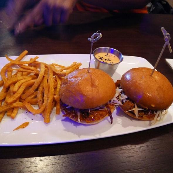 Pork Sliders - Kona Grill - Baltimore, Baltimore, MD