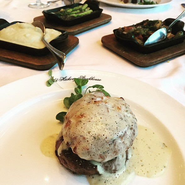 Petite Filet With Crab Cake - Old Hickory Steakhouse, National Harbor, MD