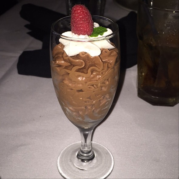 Chocolate Mousse - Morton's The Steakhouse - Troy, Troy, MI