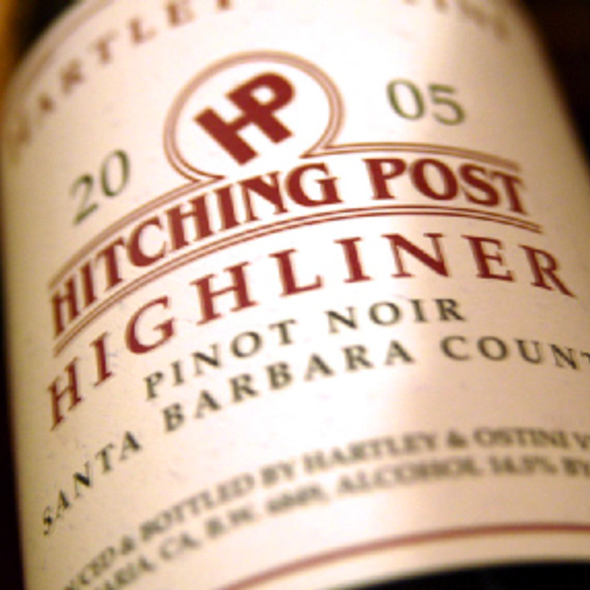 Riesling @ Hitching Post II