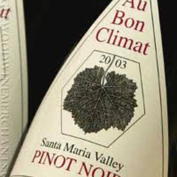 Au Bon Climat Santa Barbara County Pinot Noir @ Au Bon Climat Winery