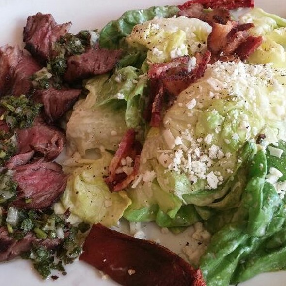 Hangar Steak BLT Salad