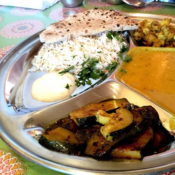 Thali Plate @ Sitaram