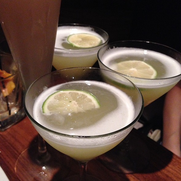 Lemongrass Fizz @ Malai Kitchen