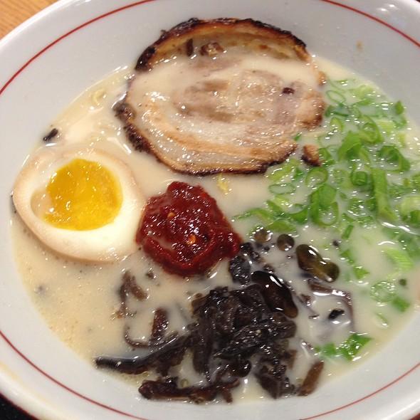 Hakata Spicy Ramen @ Ramen Hakata