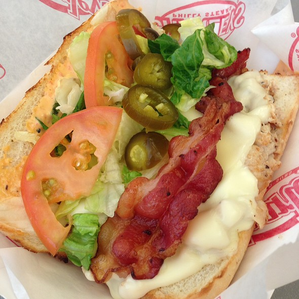 Chicken Ranch Bacon @ Charley's Grilled Subs