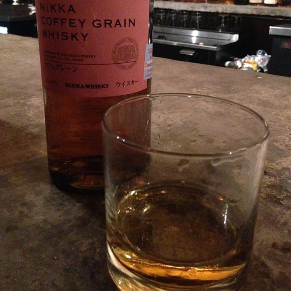 Nikka Coffey Grain Whisky @ Strangeways
