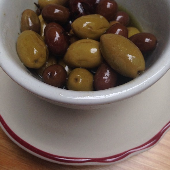 Olives @ Cockscomb