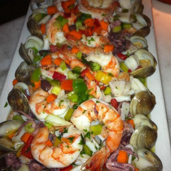 Seafood Salad - Trattoria Romana, Boca Raton, FL