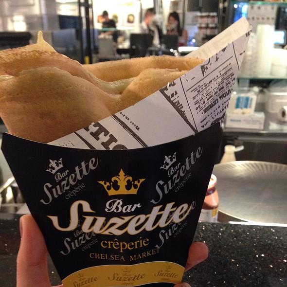 Truffled Mozzarella @ Bar Suzette