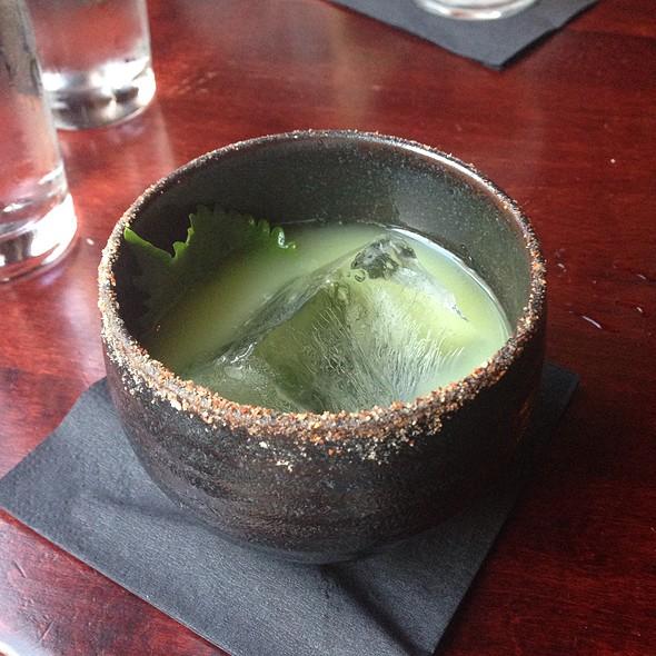 Flirtibird Cocktail @ Angel's Share