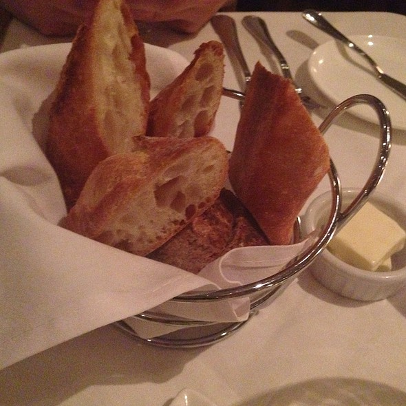 Bread and Butter @ L'Ecole, the Restaurant of The FCI
