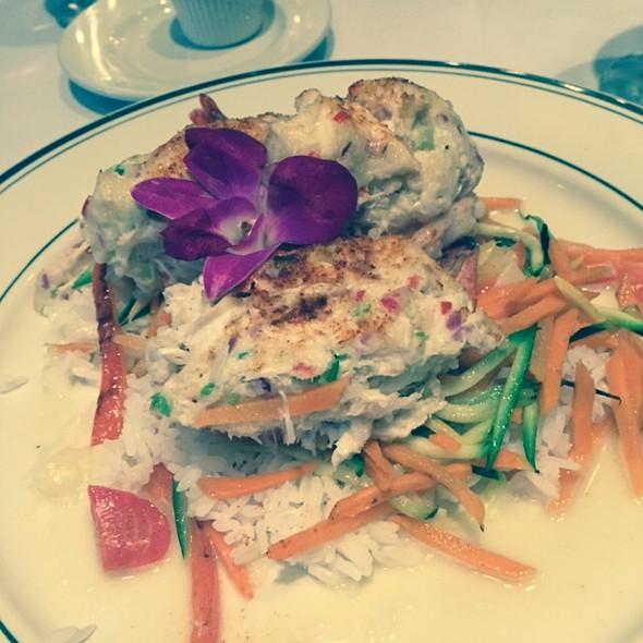 Stuffed Shrimp - Edward's Steakhouse, Jersey City, NJ