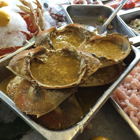 Crab Backs  @ Swan Oyster Depot