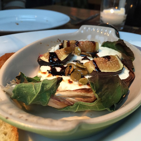 Baked Goat Cheese @ Foreign Cinema