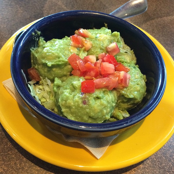 Guacamole @ On The Border Jongro 광화문점