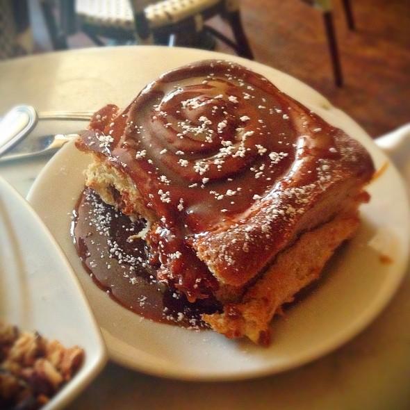 Caramel Cinnamon Sticky Bun - Sonsie - Boston, Boston, MA