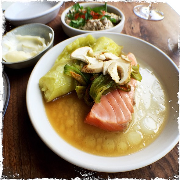 King Salmon @ Bar Tartine