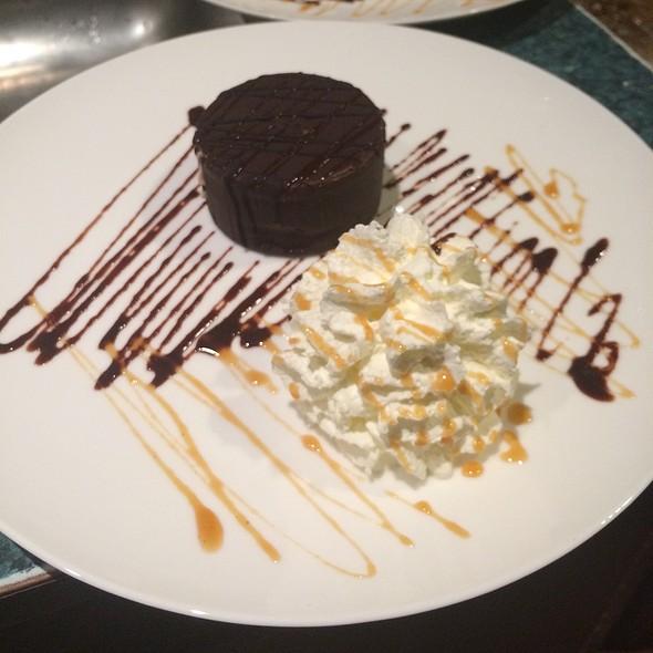 Gelato Tartufo @ Rachel's Cafe