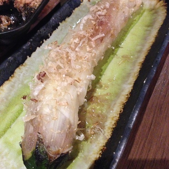 Eggplant @ Mr Max Cafe Nippon