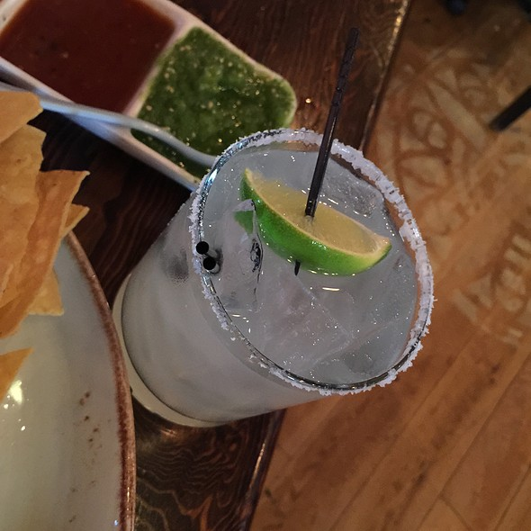 Organic Margarita - Dos Caminos – Meatpacking, New York, NY
