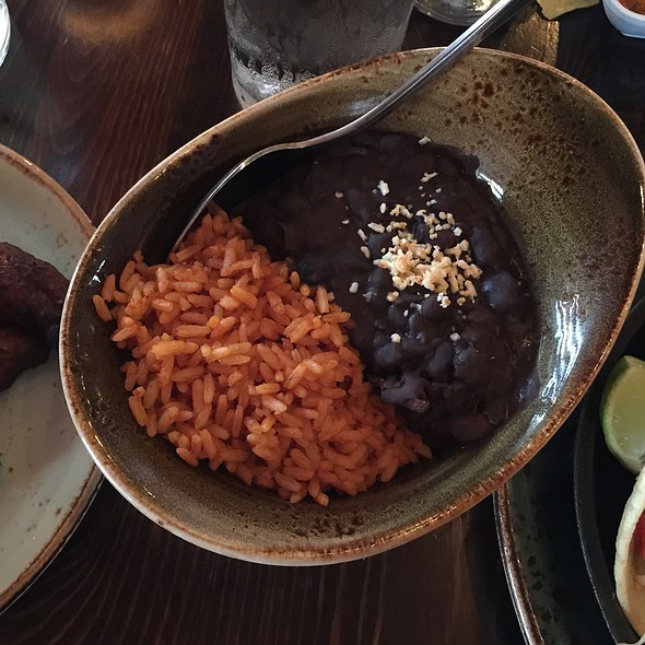 Rice & Beans - Dos Caminos – Meatpacking, New York, NY