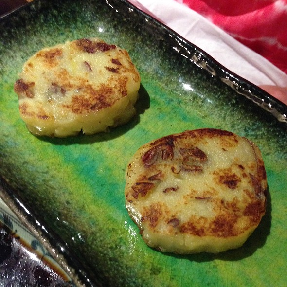 Radish Cake @ Mr Max Cafe Nippon