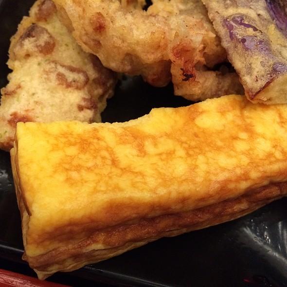 Tamagoyaki / 玉子焼き @ Iyo Udon
