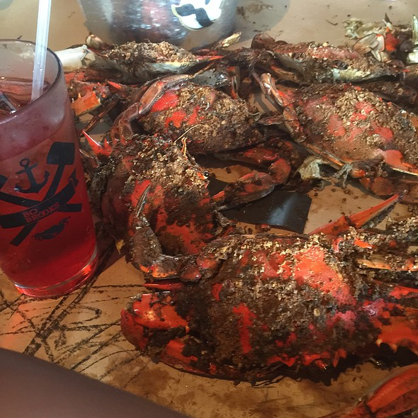Crabs @ Bo Brooks Restaurant