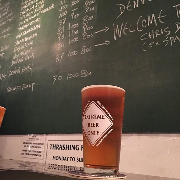 Denver Beer/ Tandem Pedal Iipa
