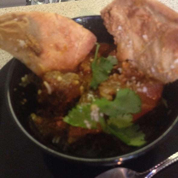 Homemade Goat Curry @ Michelle Hacienda