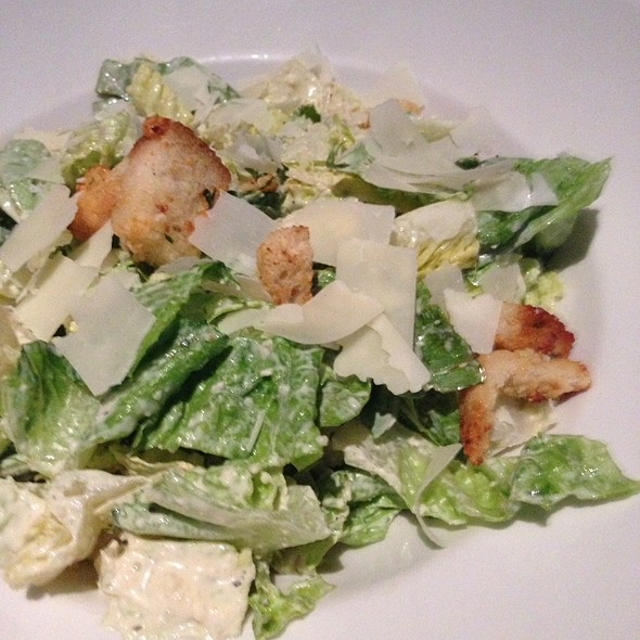 Caesar Salad @ The Yard House
