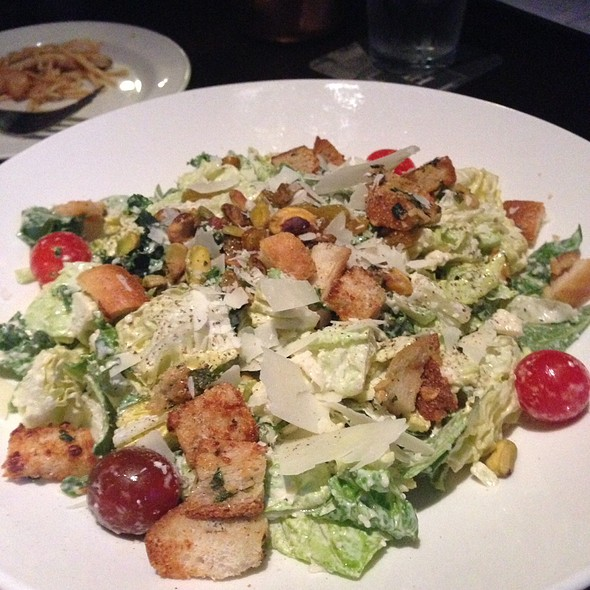 Kale Caesar Salad @ The Yard House
