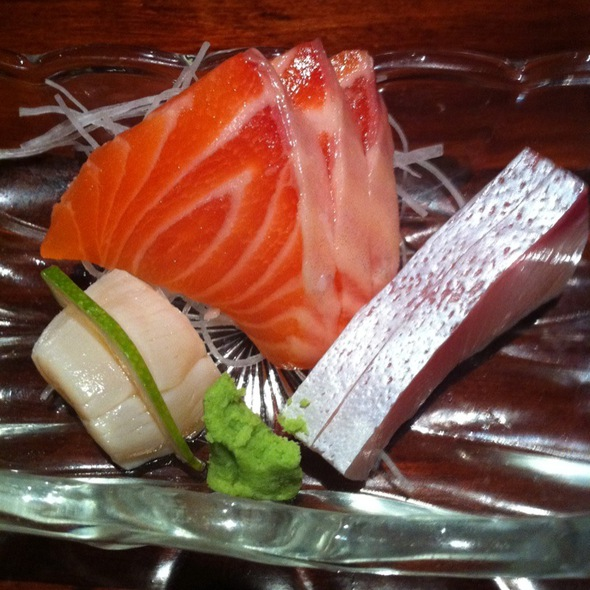 Sashimi @ Kambei Japanese Restaurant