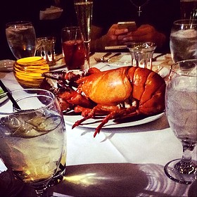 5 Pound Lobster