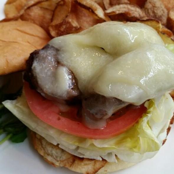 Filet Mignon Steak Sandwich - Morton's The Steakhouse - Downtown DC, Washington, DC