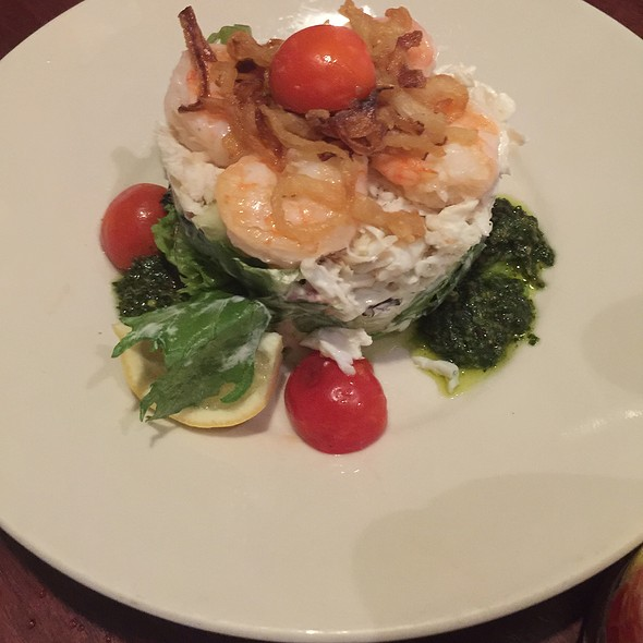 Seafood Salad @ The Sole Proprietor