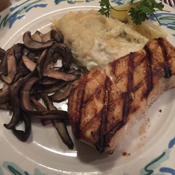 Wood-Grilled Swordfish @ The Sole Proprietor