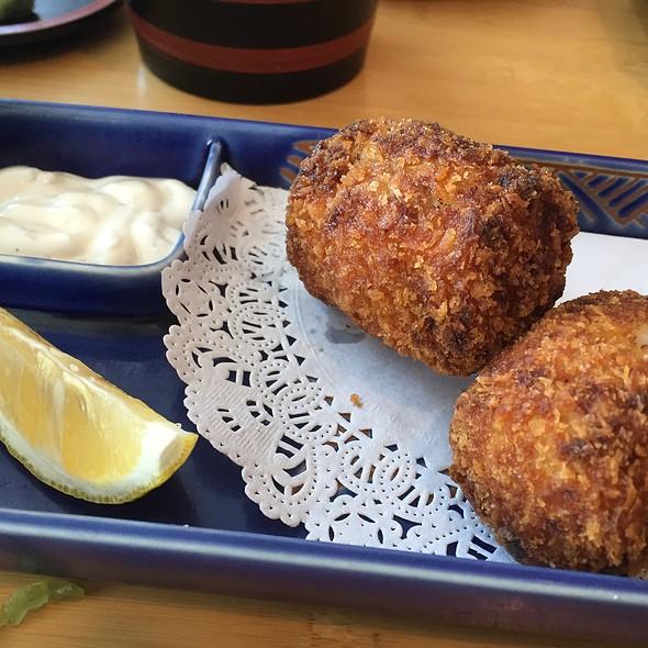 Crab Croquette @ Toraya Restaurant
