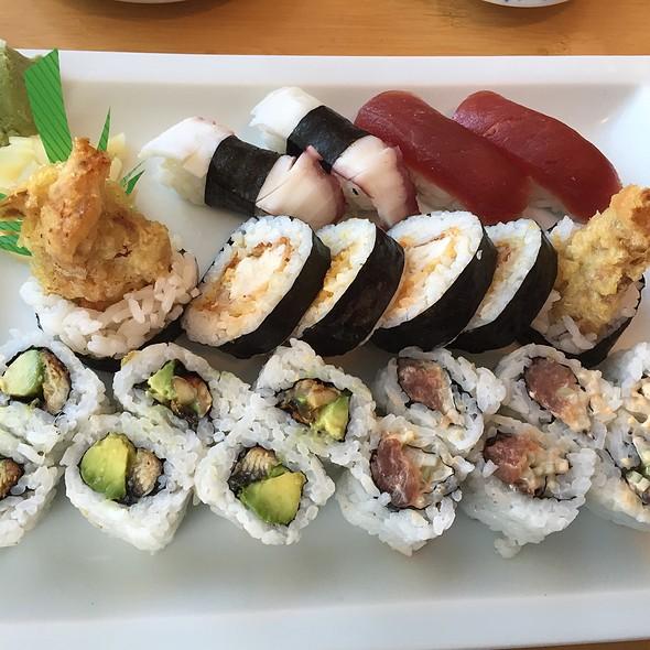 Assorted Sushi @ Toraya Restaurant