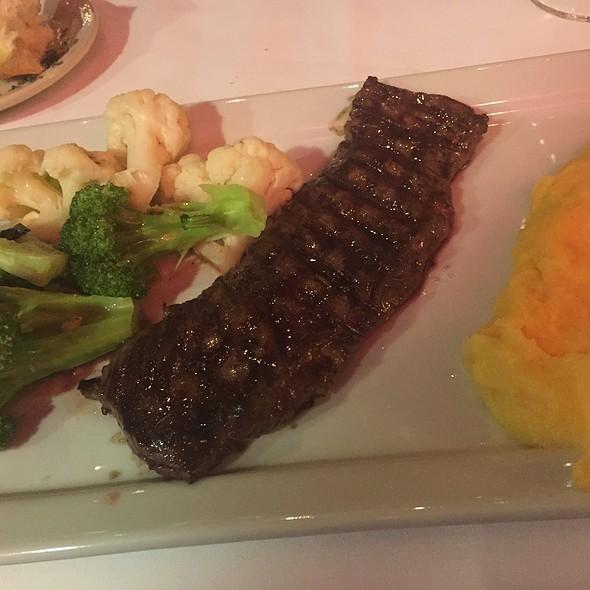 Skirt Steak - Carlitos Gardel Argentine Steakhouse, Los Angeles, CA
