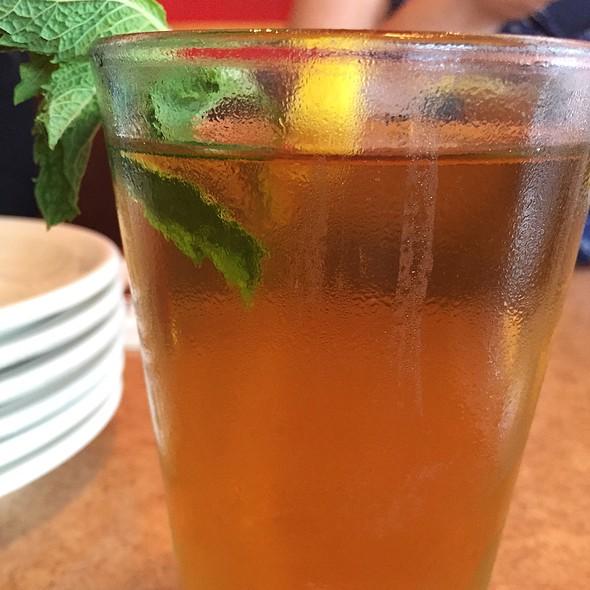 Mint Ice Tea
