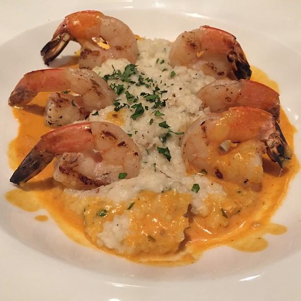 Shrimp and Grits - Cedar Restaurant, Washington, DC