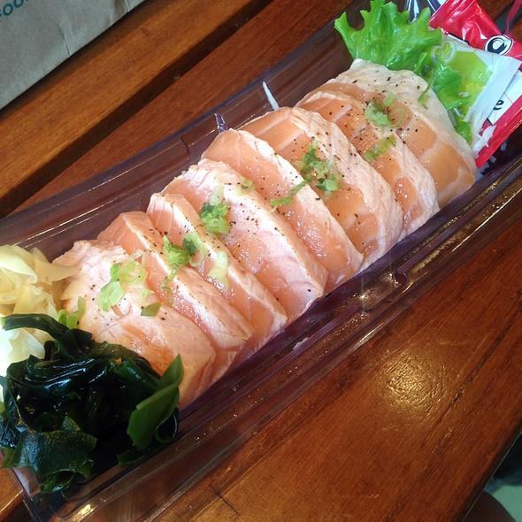 Seared Salmon @ Whole Foods Market