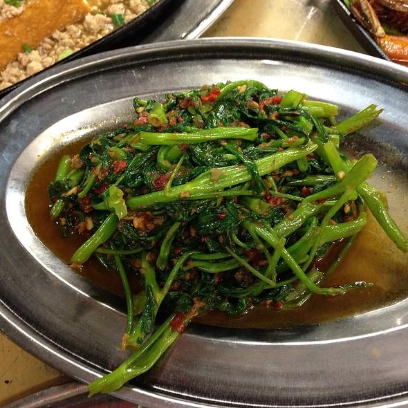 Kangkong Belacan