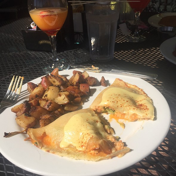 Monterey Special Crepe @ Early Toast Mimosa House
