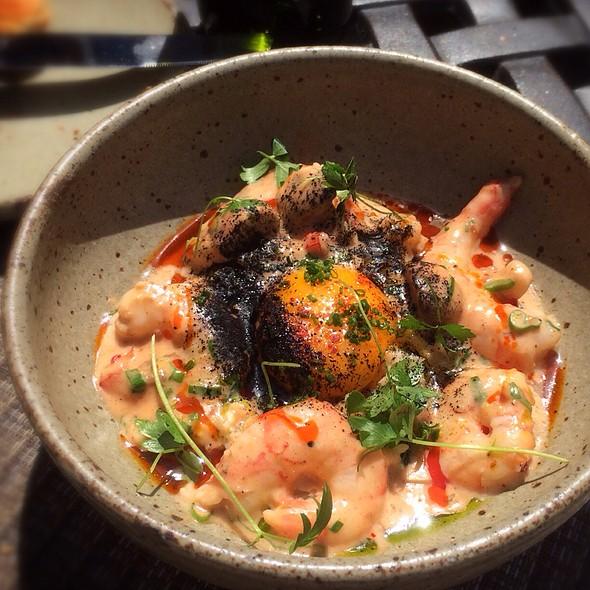 Shrimp & Grits @ Husk