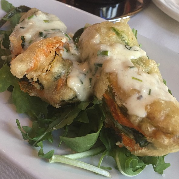 Fritters - Michaelangelo's, Cleveland, OH